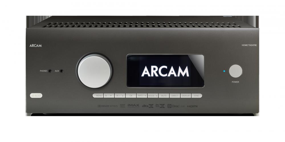 Arcam AVR-30 - Home cinema AV Receiver 7 x 180W, Audio