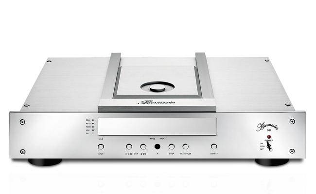 burmester 061 lecteur cd audio visual factory. Black Bedroom Furniture Sets. Home Design Ideas