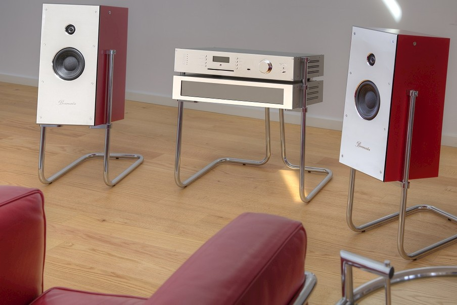 burmester phase 3 high end stereoanlage audio visual. Black Bedroom Furniture Sets. Home Design Ideas