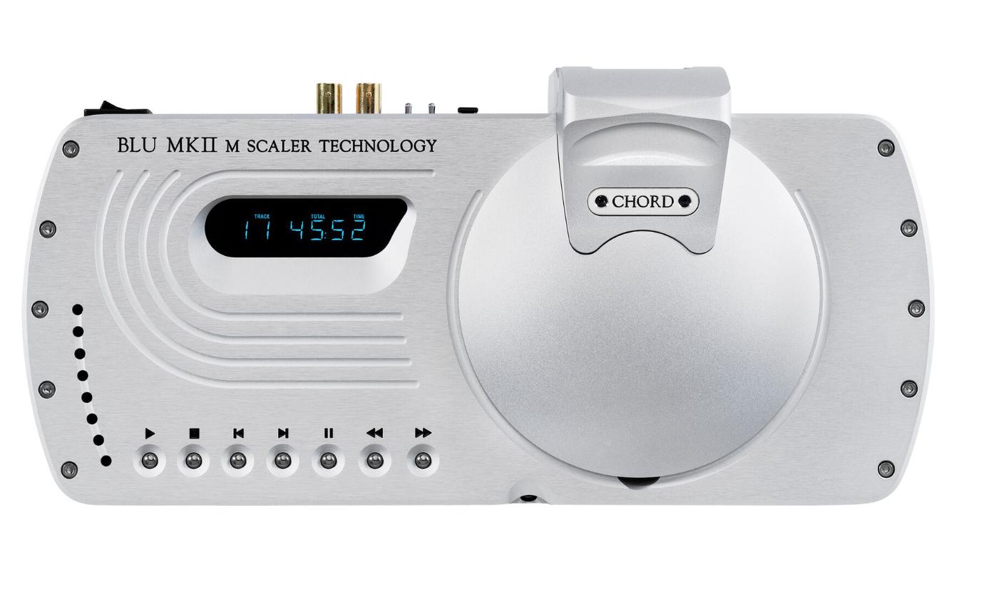 Chord Electronics BLU MKII Transport - CD-transport ohne DAC, Audio ...