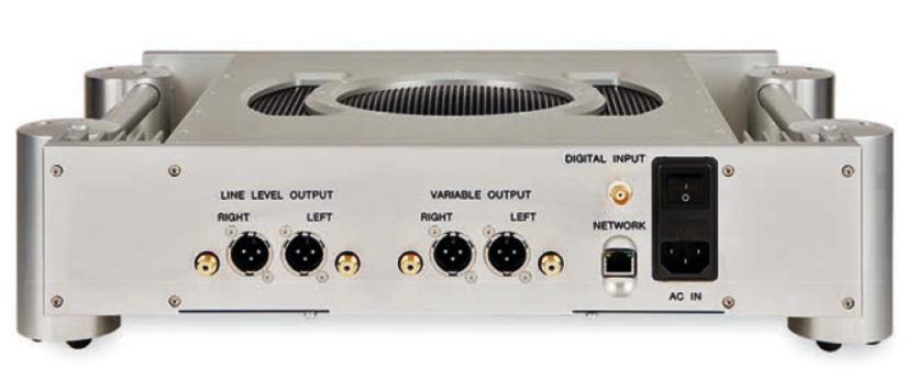 Chord electronics dsx1000 reference dac et lecteur de for Definition architecture reseau