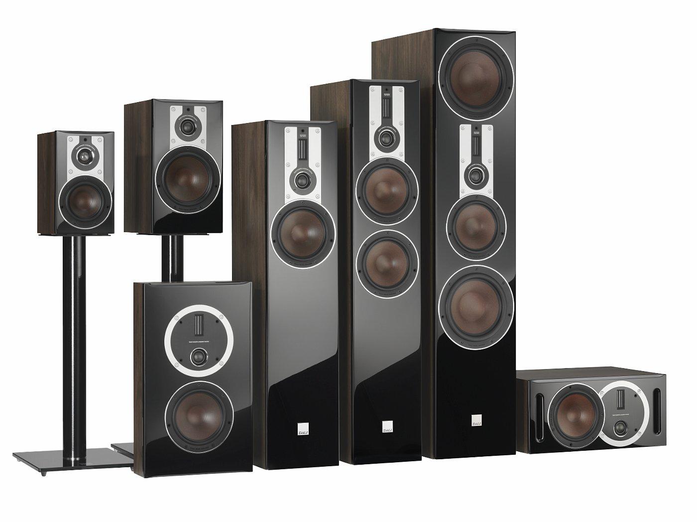 Dali Opticon 2 - 2 Wege 150 W unter 4 Ohms, Audio Visual Factory