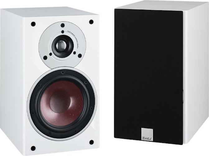 dali zensor 1 ax enceinte active compacte avec dac bluetooth 2 x 50w audio visual factory. Black Bedroom Furniture Sets. Home Design Ideas