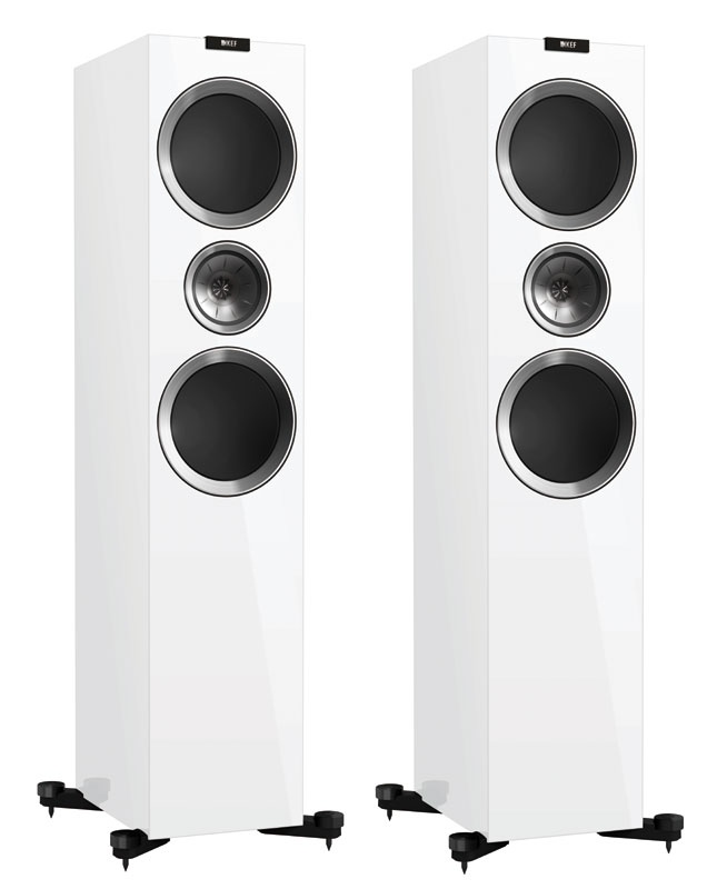 KEF R900 Drei-Wege-Bassreflexlautsprecher 250W, Audio Visual Factory
