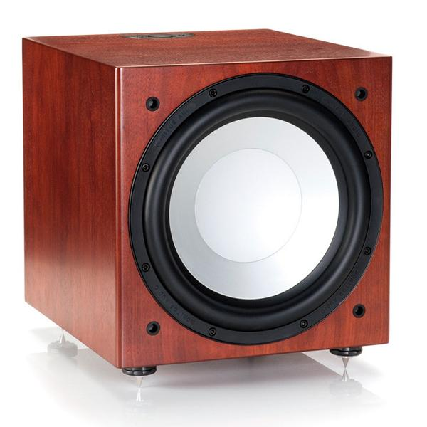 monitor audio silver subwoofer w 12 500 w audio visual. Black Bedroom Furniture Sets. Home Design Ideas