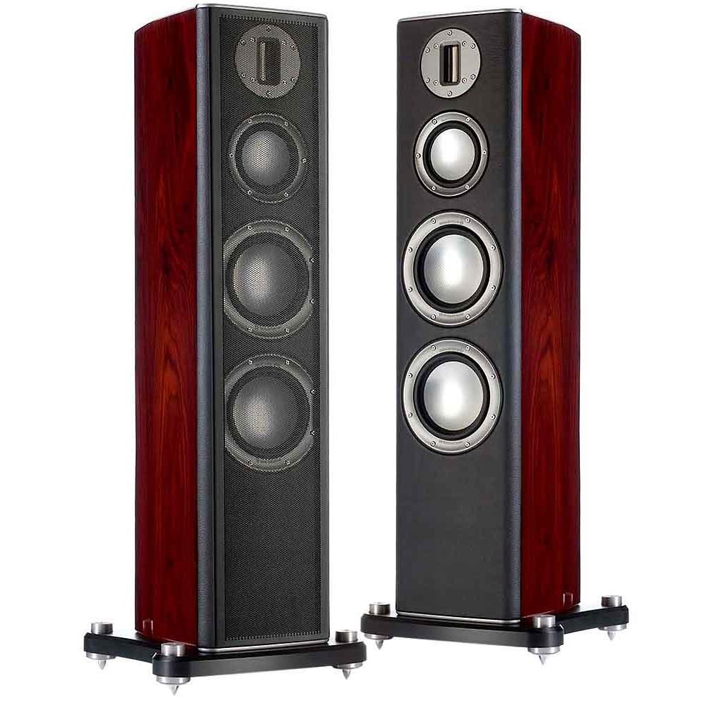 Monitor Audio Platinum P200 II - 3 Wege 250 W unter 4 Ohms, Audio ...