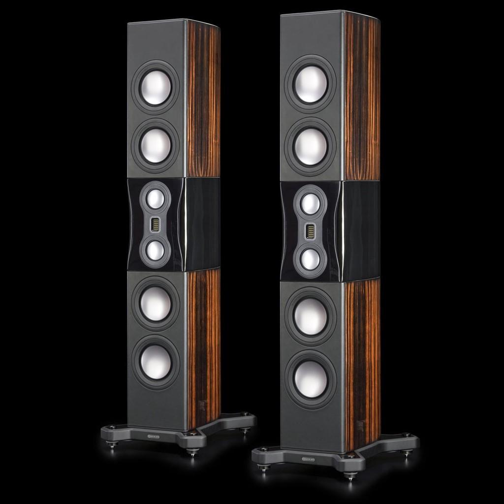Monitor Audio Platinum P500 II - 3 Wege 400 W unter 4 Ohms, Audio ...