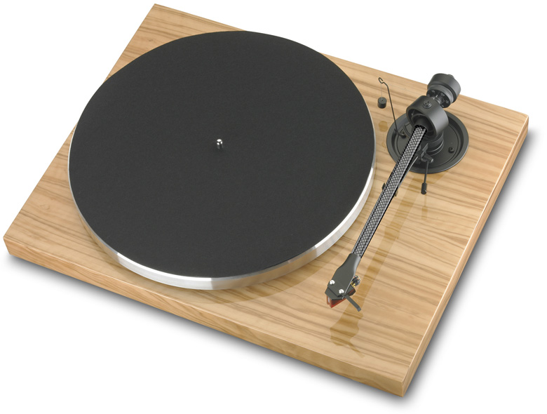 pro ject 1 xpression carbon classic platine avec cellule. Black Bedroom Furniture Sets. Home Design Ideas