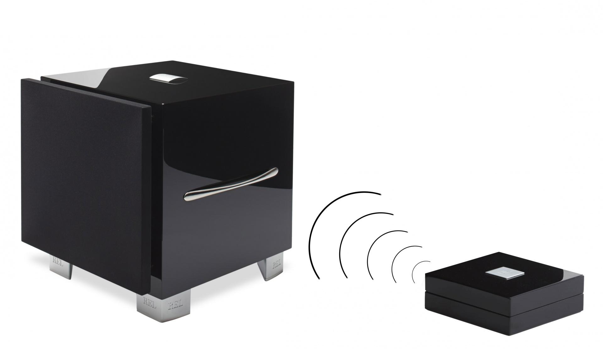 rel longbow transmetteur sans fil pour subwoofers rel. Black Bedroom Furniture Sets. Home Design Ideas