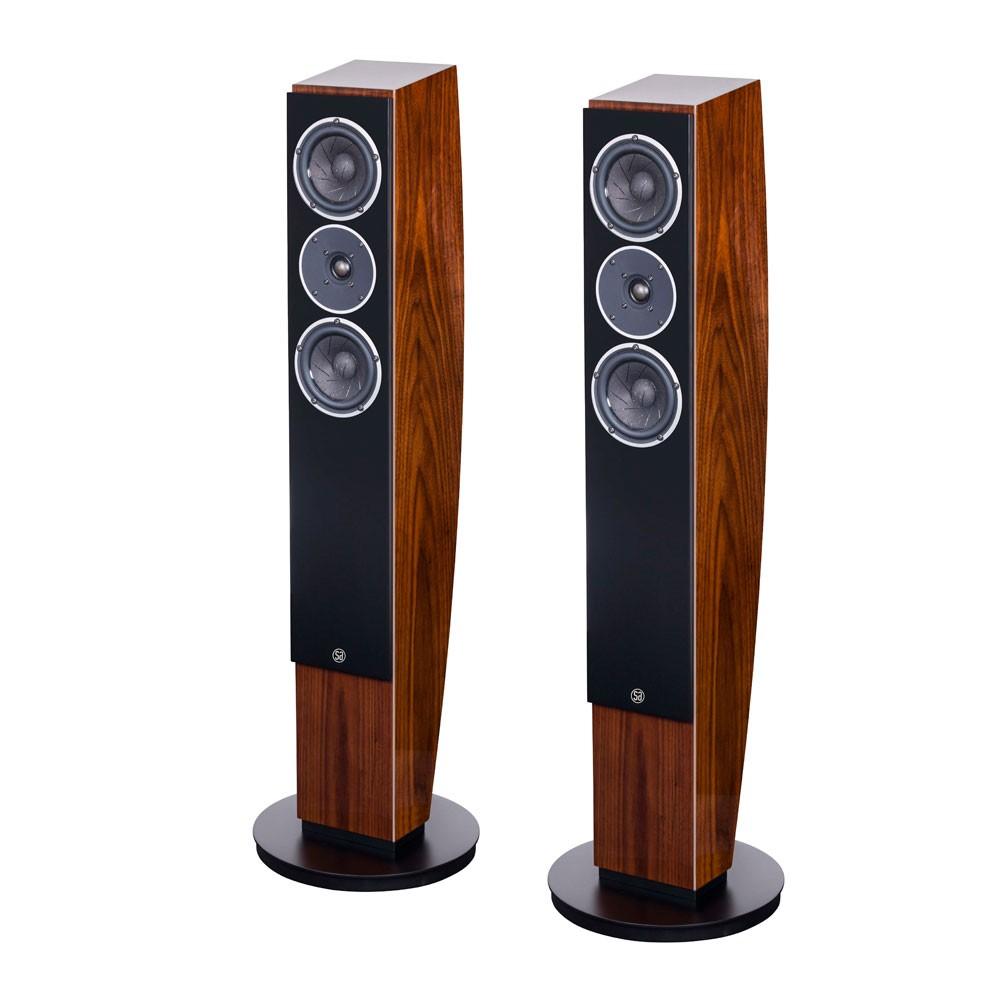 System Audio SA Pandion 30 Stand-Lautsprecher 300W/6 Ohms/2 voies ...