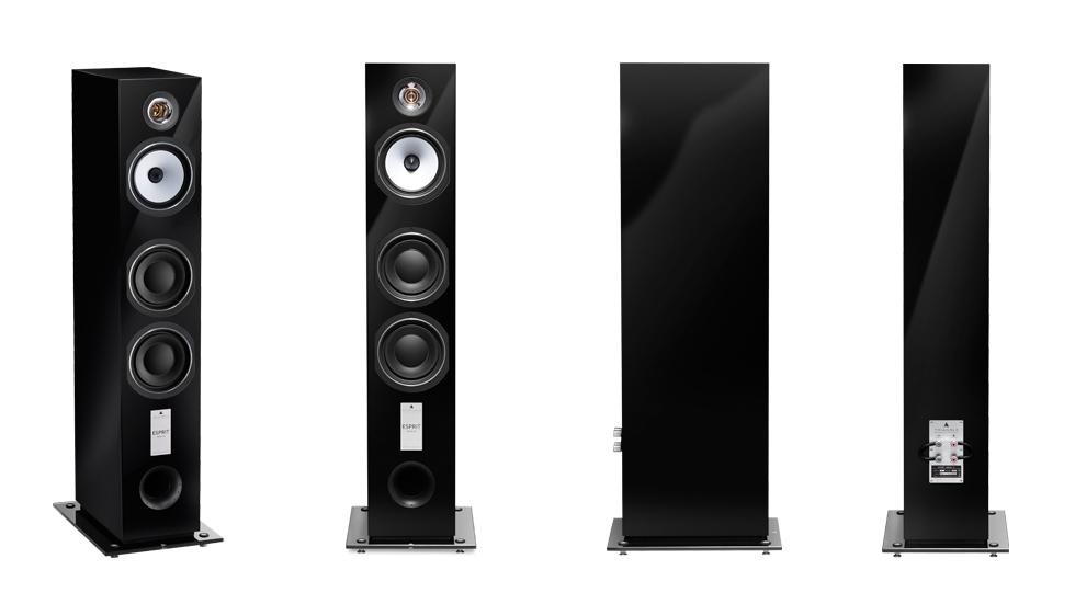 triangle esprit antal ez 3 voies 120 watts 8 ohms audio visual factory. Black Bedroom Furniture Sets. Home Design Ideas